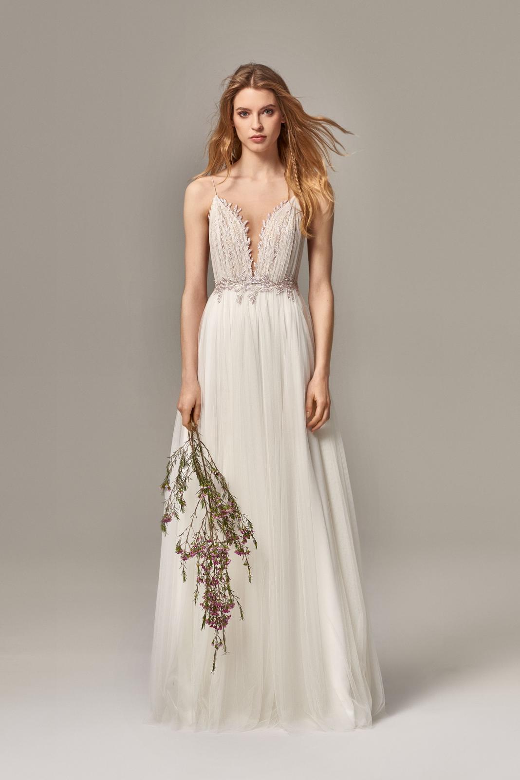 Anna Kara * Svadobné šaty z kolekcií na rok 2019 - Obrázok č. 31