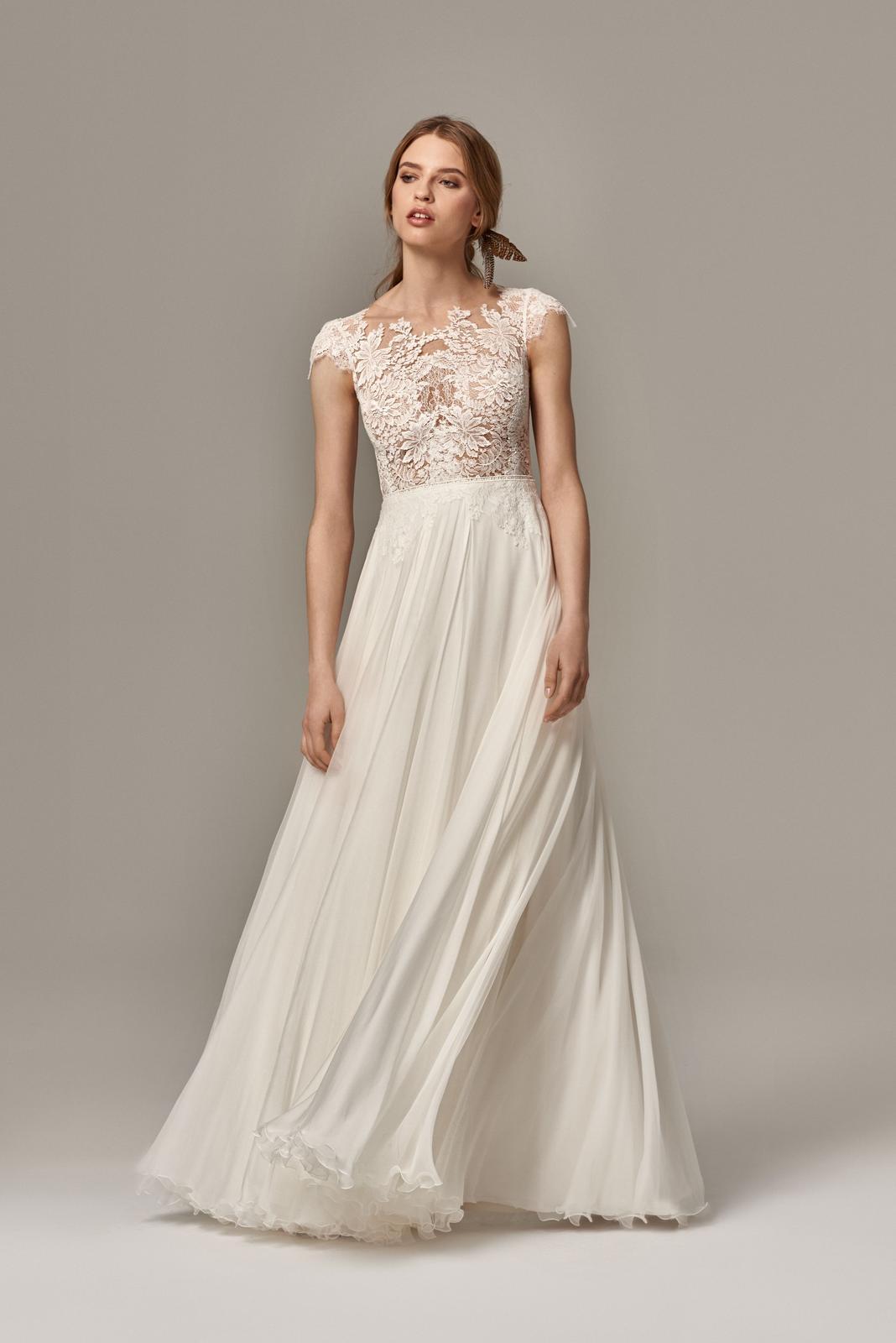Anna Kara * Svadobné šaty z kolekcií na rok 2019 - Obrázok č. 32