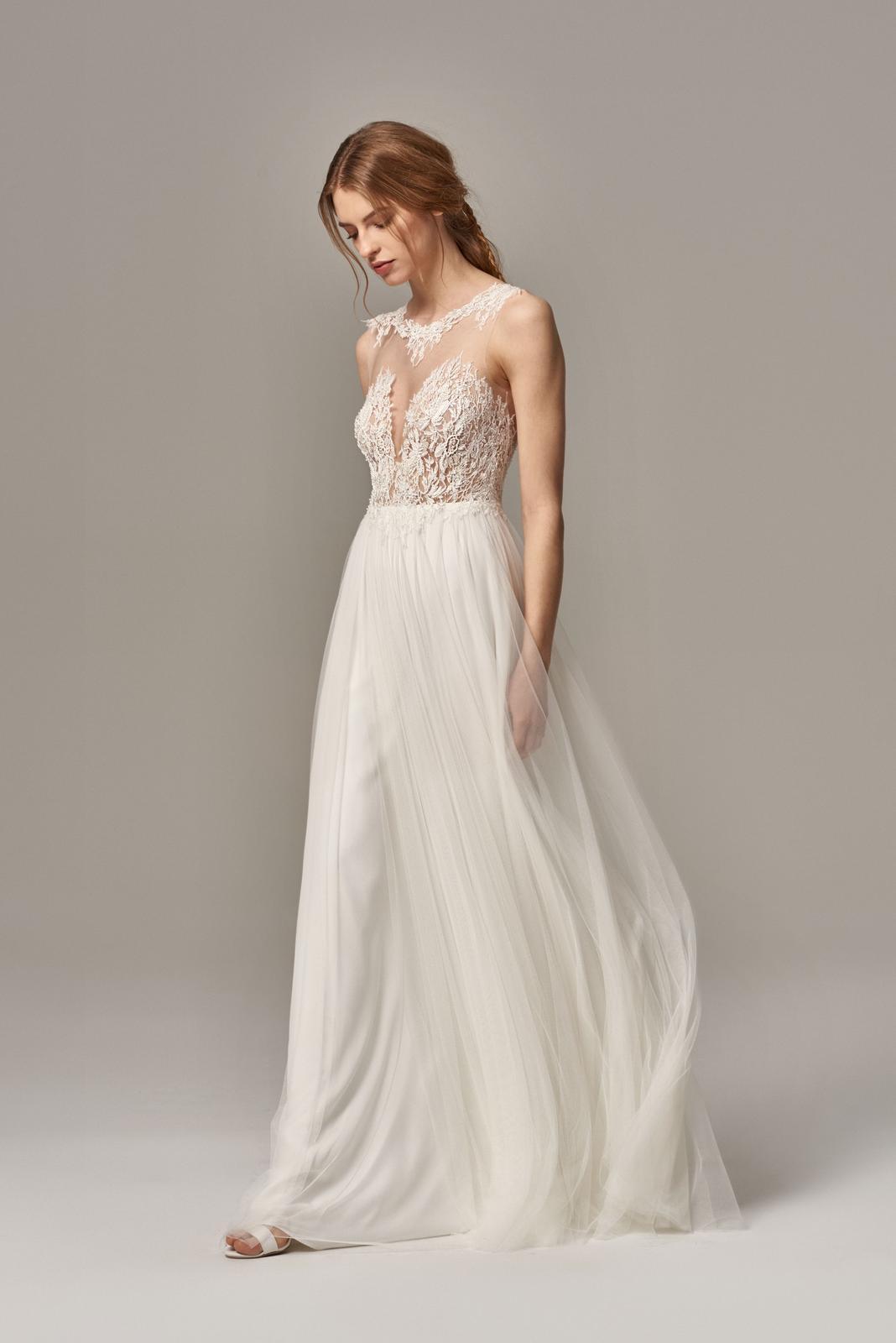 Anna Kara * Svadobné šaty z kolekcií na rok 2019 - Obrázok č. 33