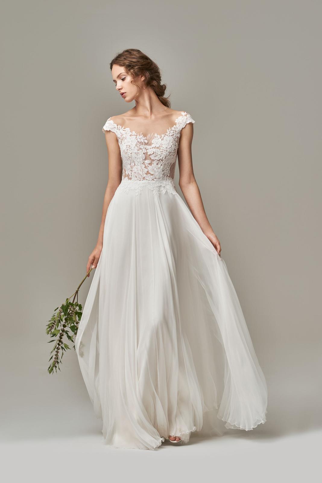 Anna Kara * Svadobné šaty z kolekcií na rok 2019 - Obrázok č. 34