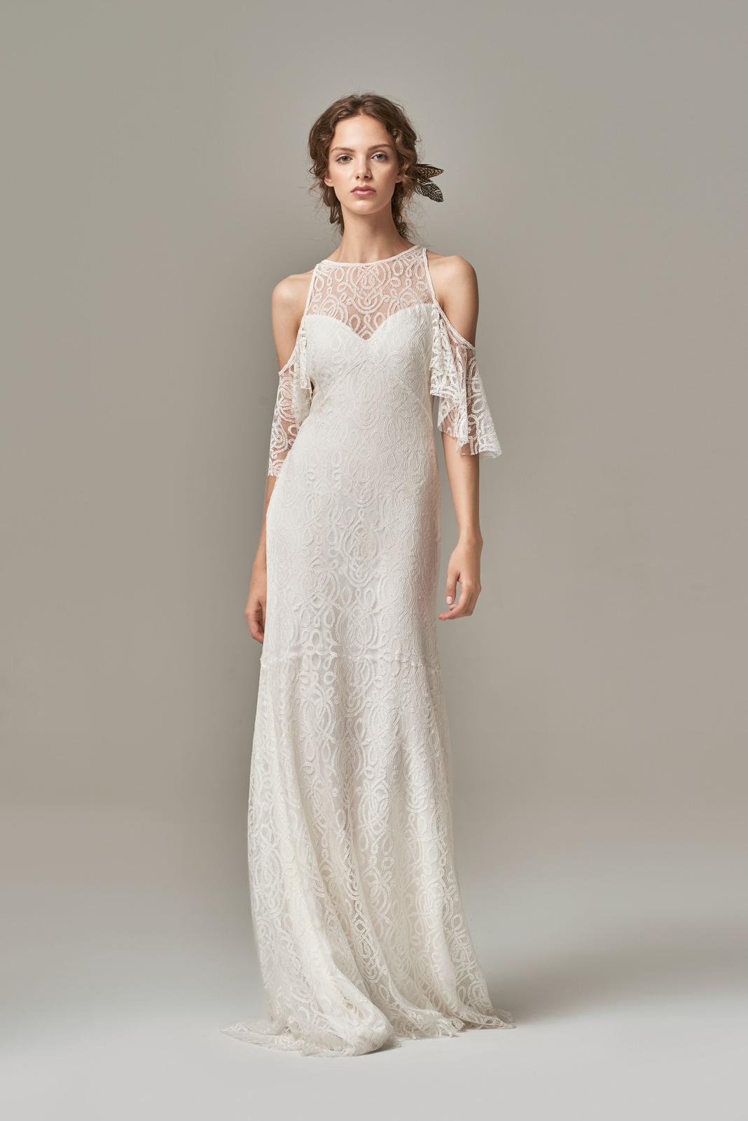 Anna Kara * Svadobné šaty z kolekcií na rok 2019 - Obrázok č. 35