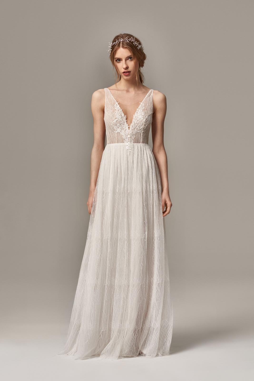 Anna Kara * Svadobné šaty z kolekcií na rok 2019 - Obrázok č. 36