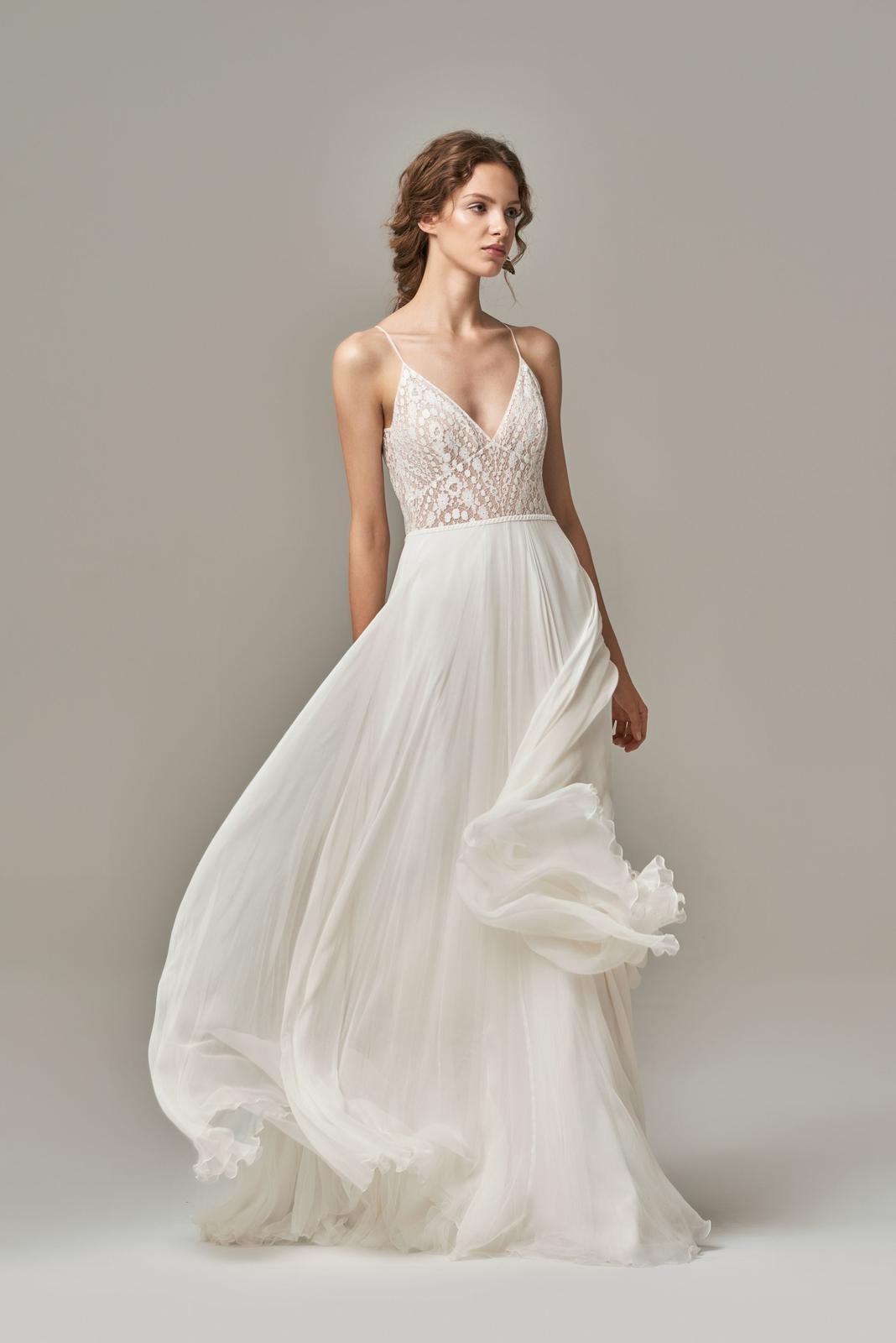 Anna Kara * Svadobné šaty z kolekcií na rok 2019 - Obrázok č. 37