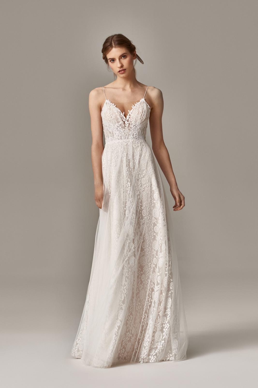 Anna Kara * Svadobné šaty z kolekcií na rok 2019 - Obrázok č. 38