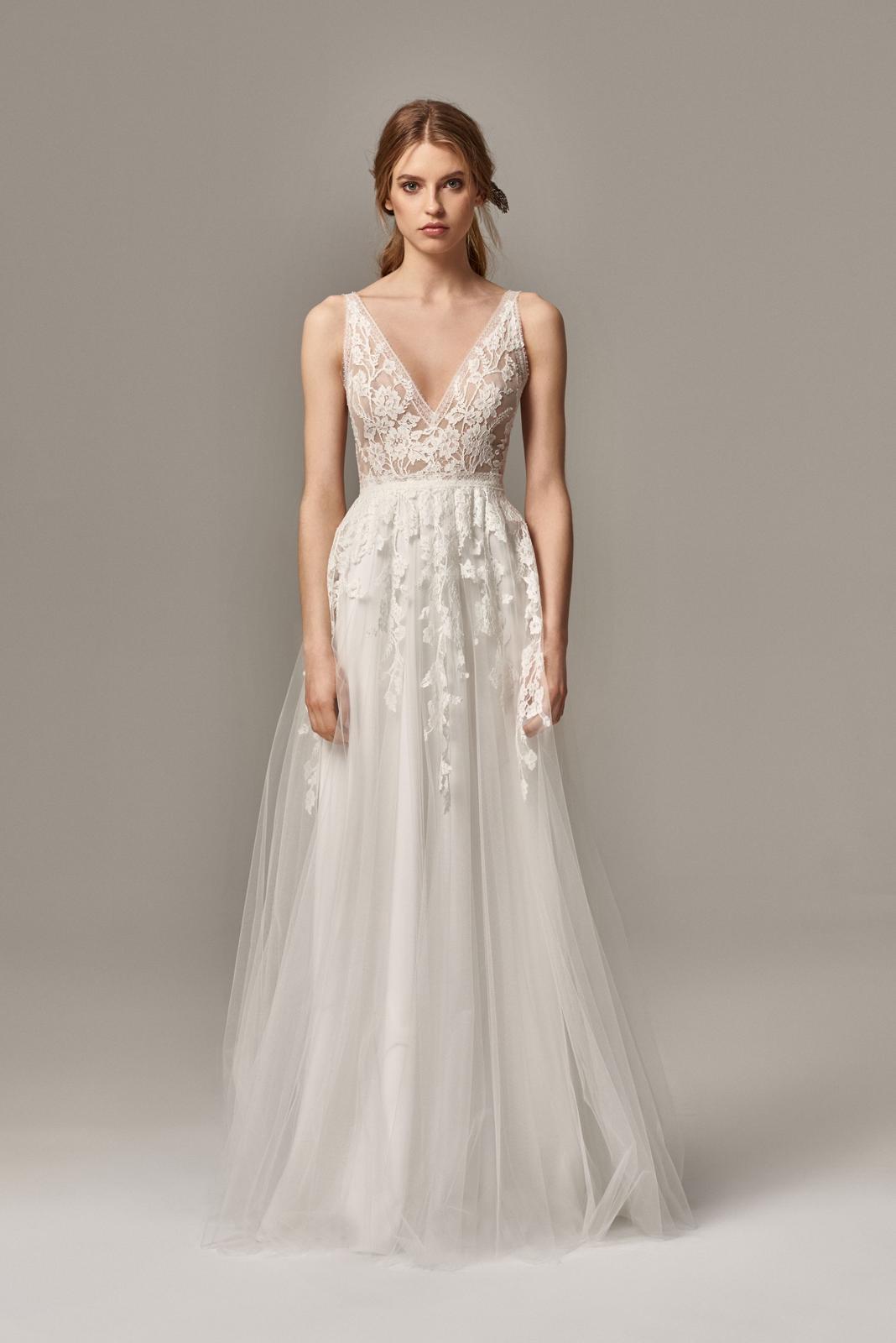 Anna Kara * Svadobné šaty z kolekcií na rok 2019 - Obrázok č. 39