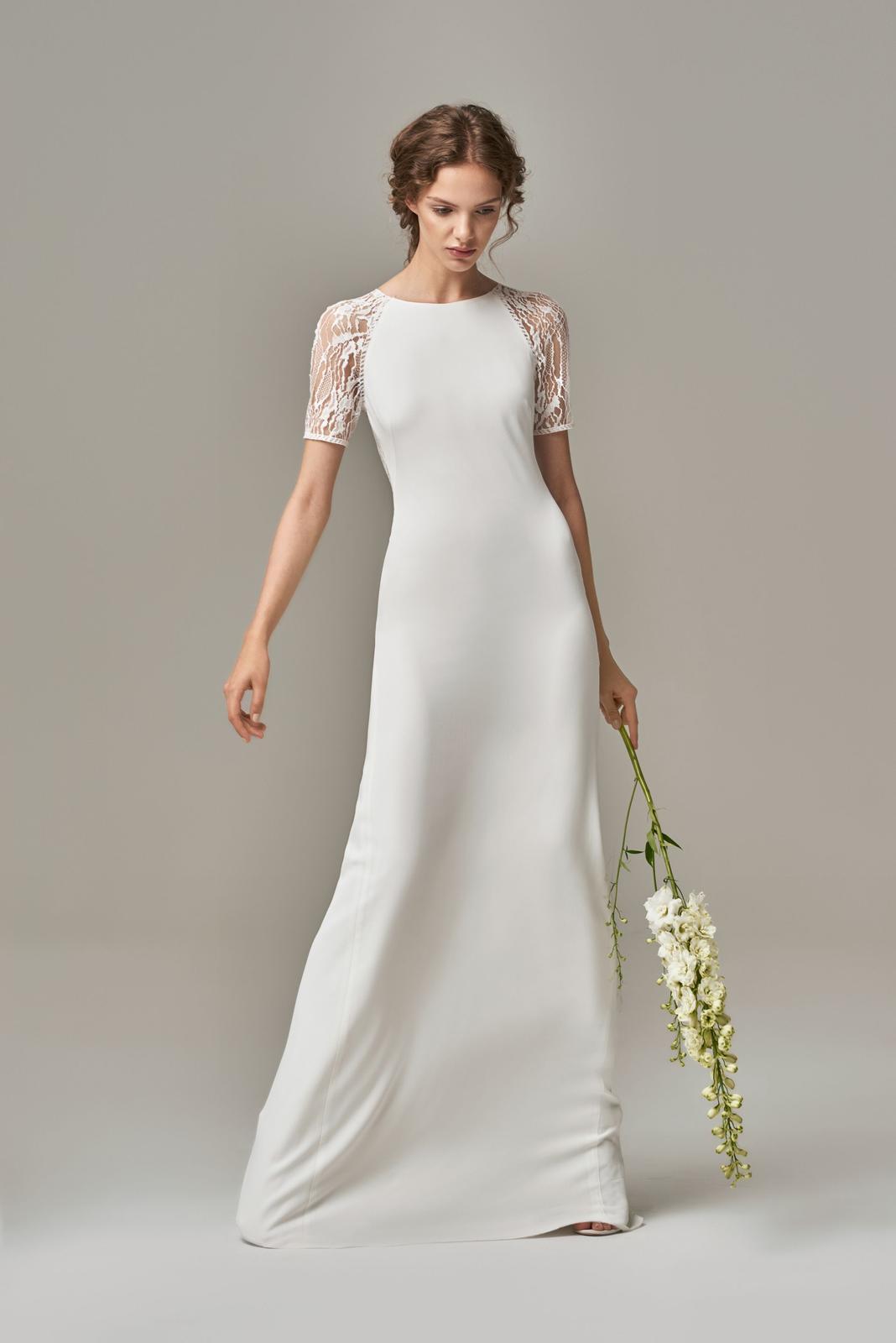 Anna Kara * Svadobné šaty z kolekcií na rok 2019 - Obrázok č. 40
