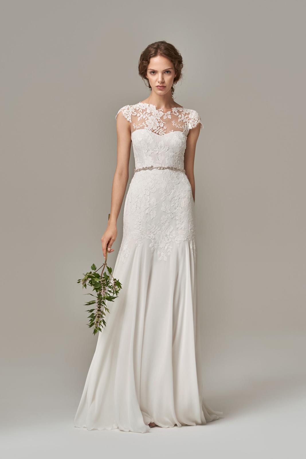 Anna Kara * Svadobné šaty z kolekcií na rok 2019 - Obrázok č. 43
