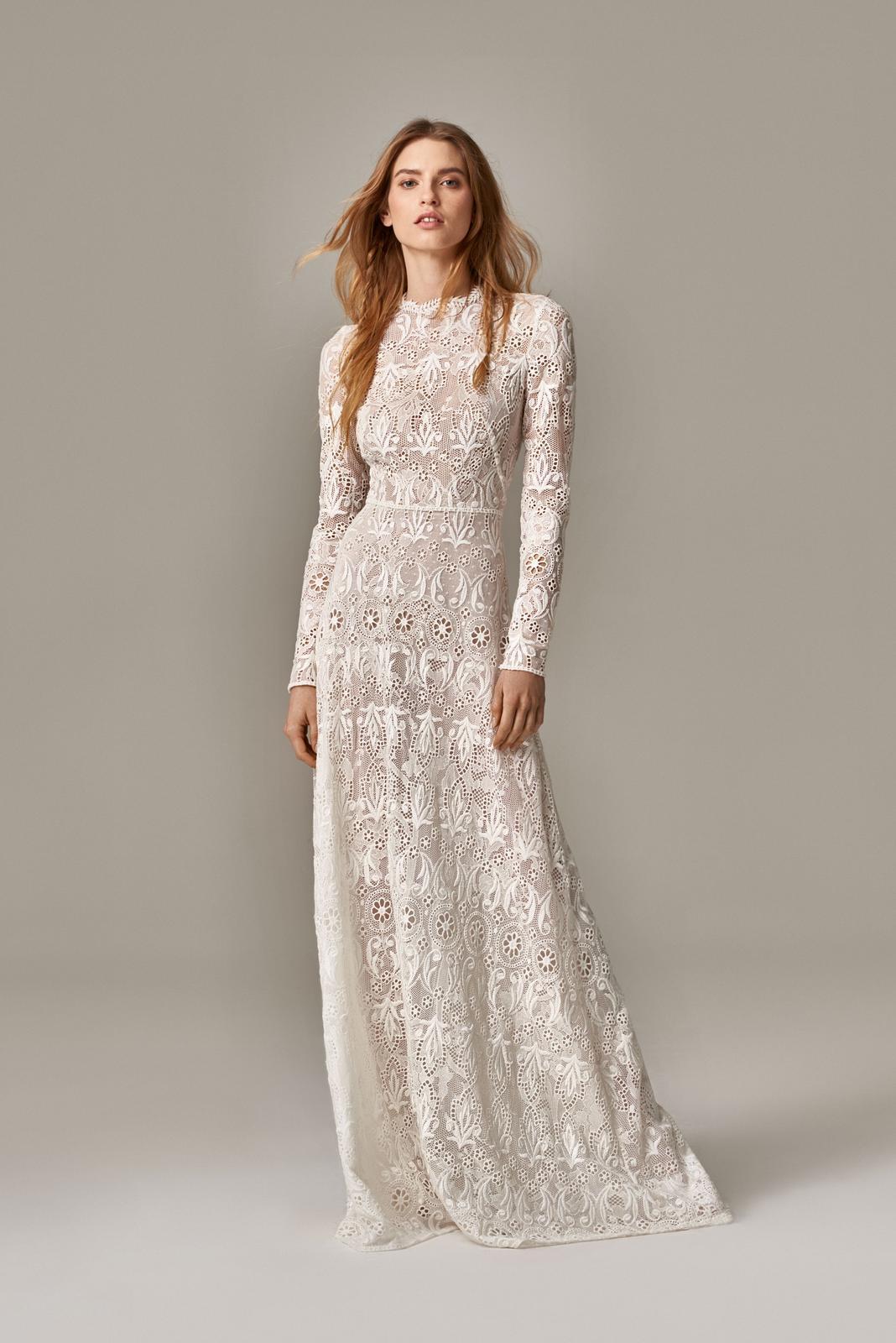 Anna Kara * Svadobné šaty z kolekcií na rok 2019 - Obrázok č. 44