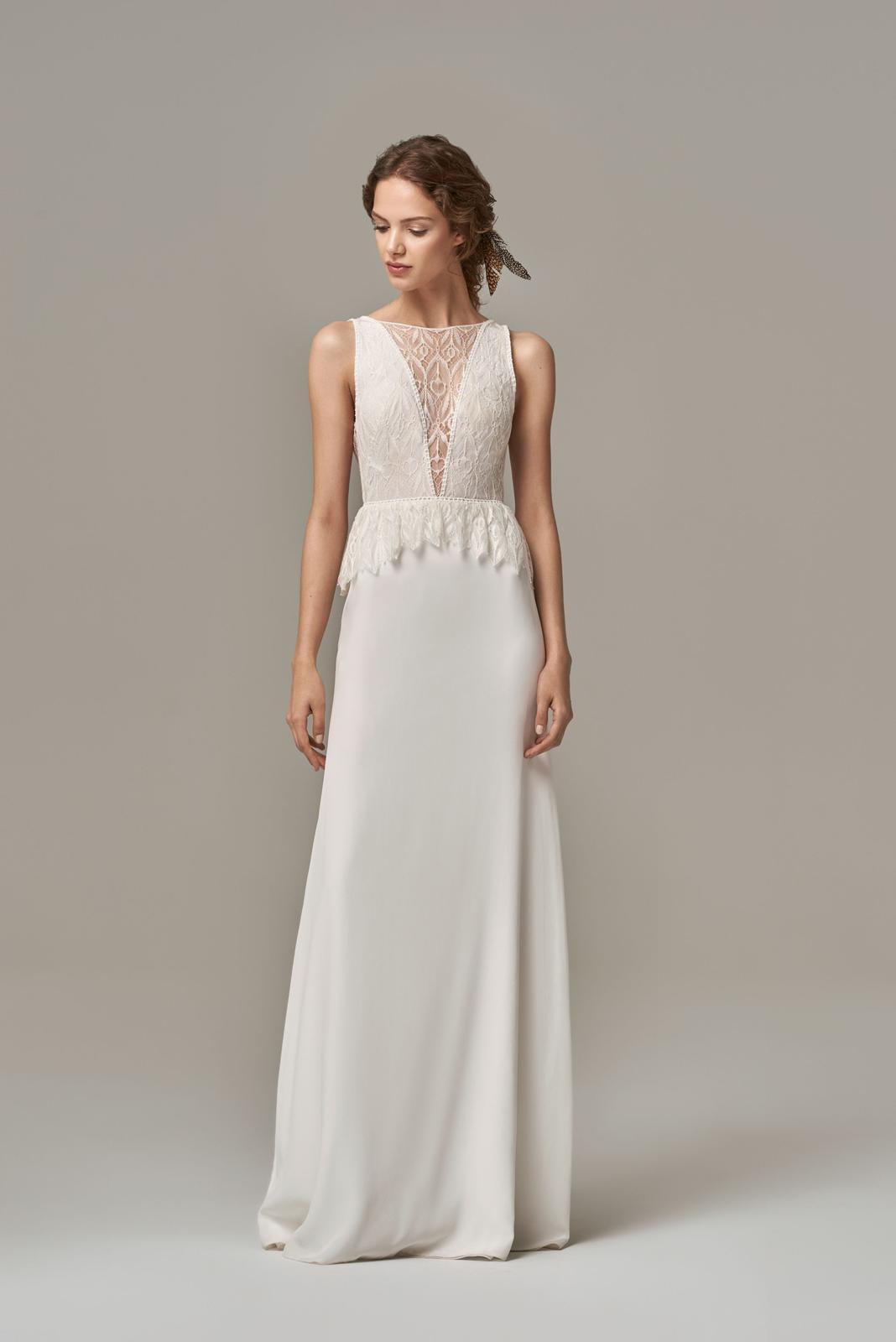 Anna Kara * Svadobné šaty z kolekcií na rok 2019 - Obrázok č. 45