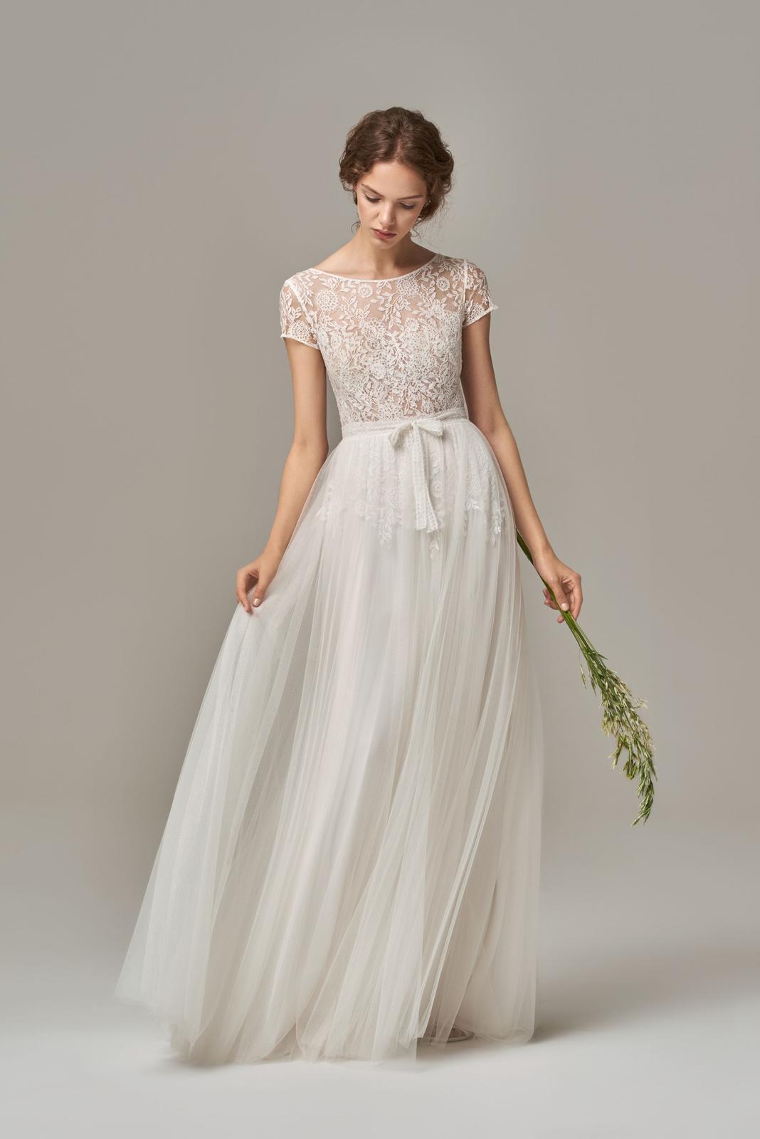 Anna Kara * Svadobné šaty z kolekcií na rok 2019 - Obrázok č. 46