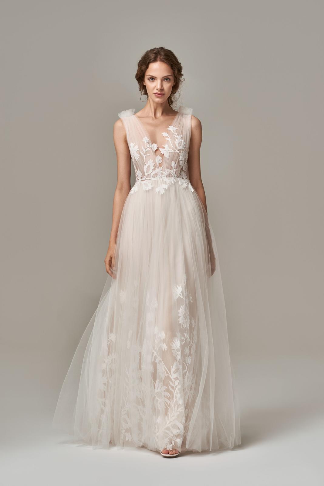 Anna Kara * Svadobné šaty z kolekcií na rok 2019 - Obrázok č. 48