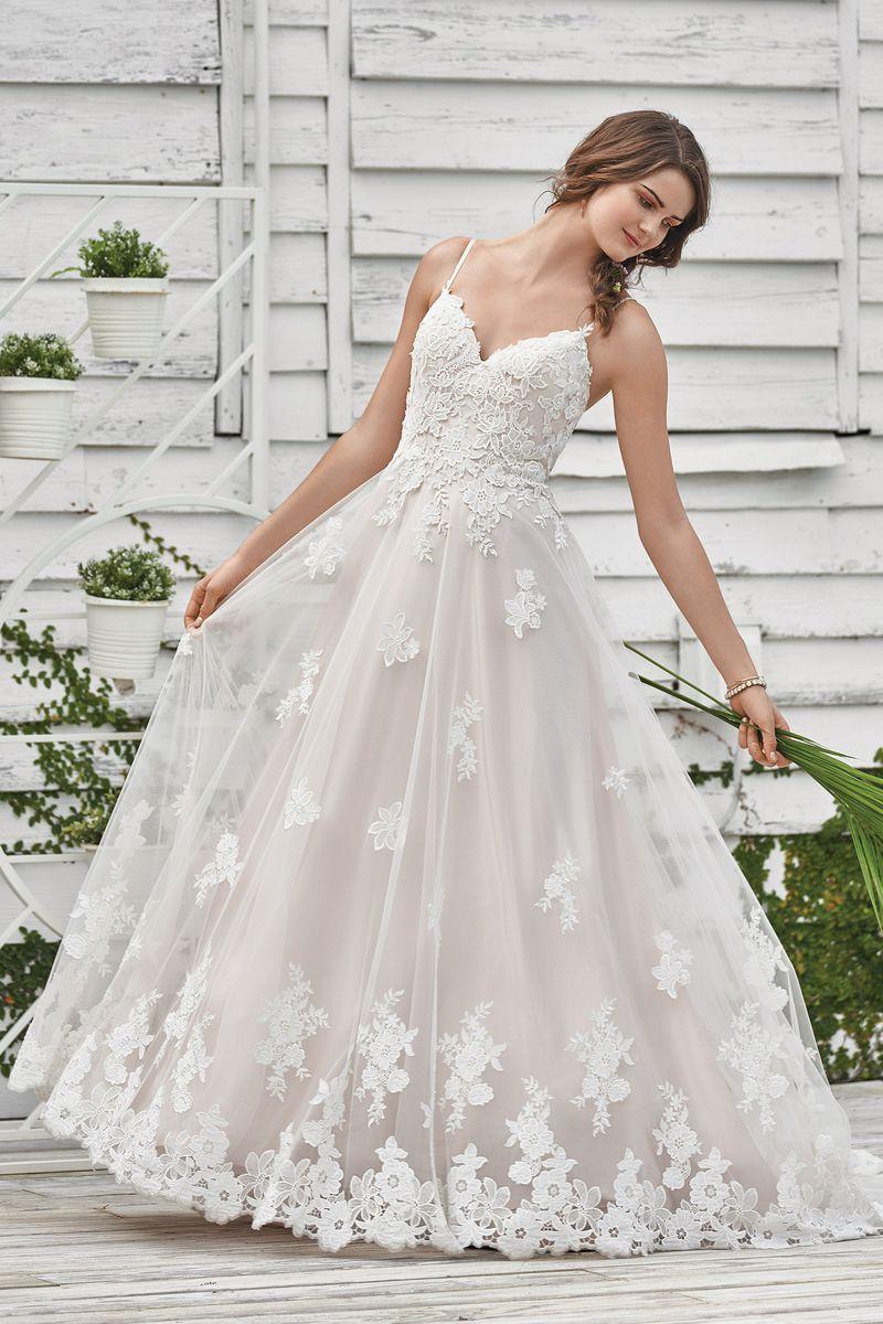 Lillian West * Svadobné šaty z kolekcií na rok 2019 - Obrázok č. 1