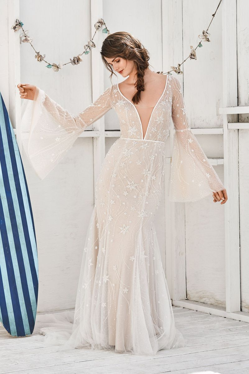 Lillian West * Svadobné šaty z kolekcií na rok 2019 - Obrázok č. 3