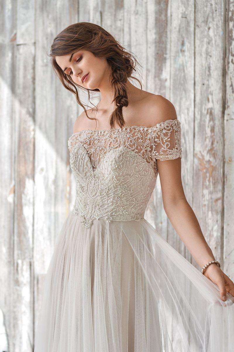Lillian West * Svadobné šaty z kolekcií na rok 2019 - Obrázok č. 4