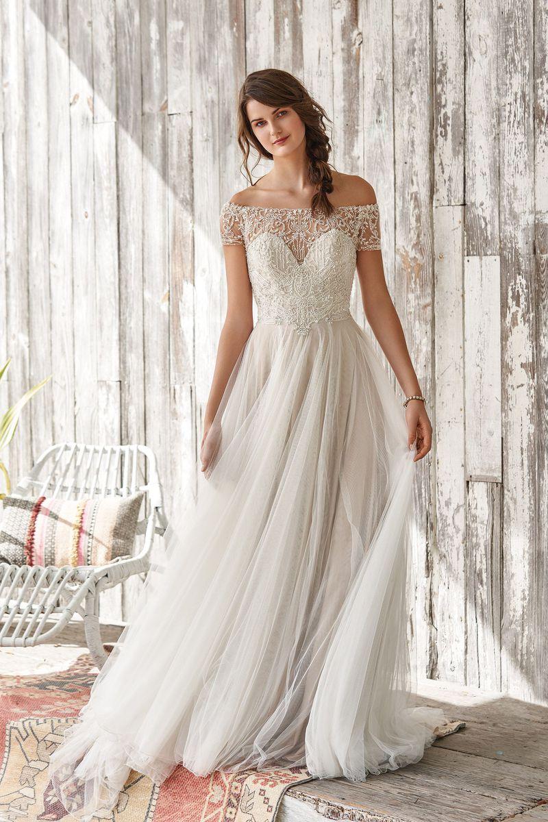 Lillian West * Svadobné šaty z kolekcií na rok 2019 - Obrázok č. 5