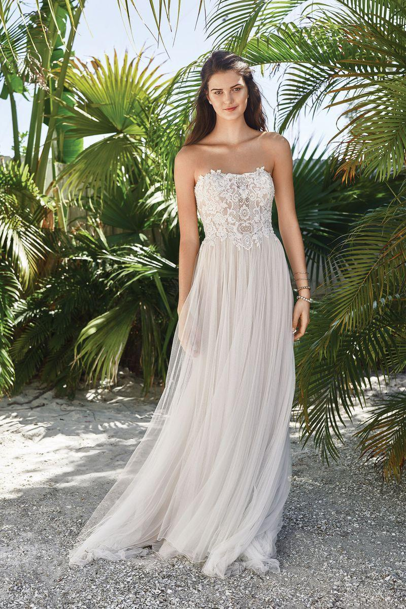 Lillian West * Svadobné šaty z kolekcií na rok 2019 - Obrázok č. 9
