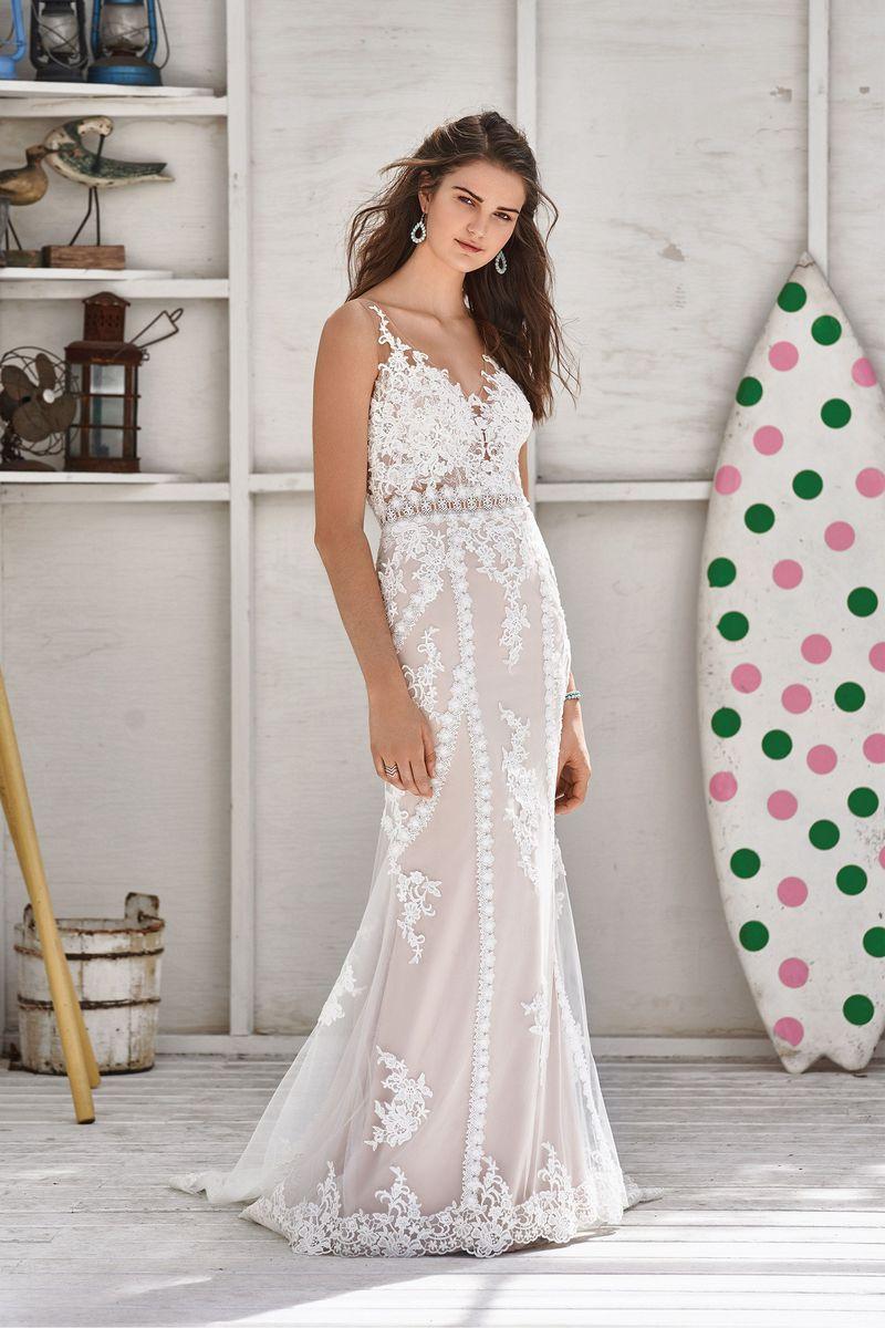 Lillian West * Svadobné šaty z kolekcií na rok 2019 - Obrázok č. 11