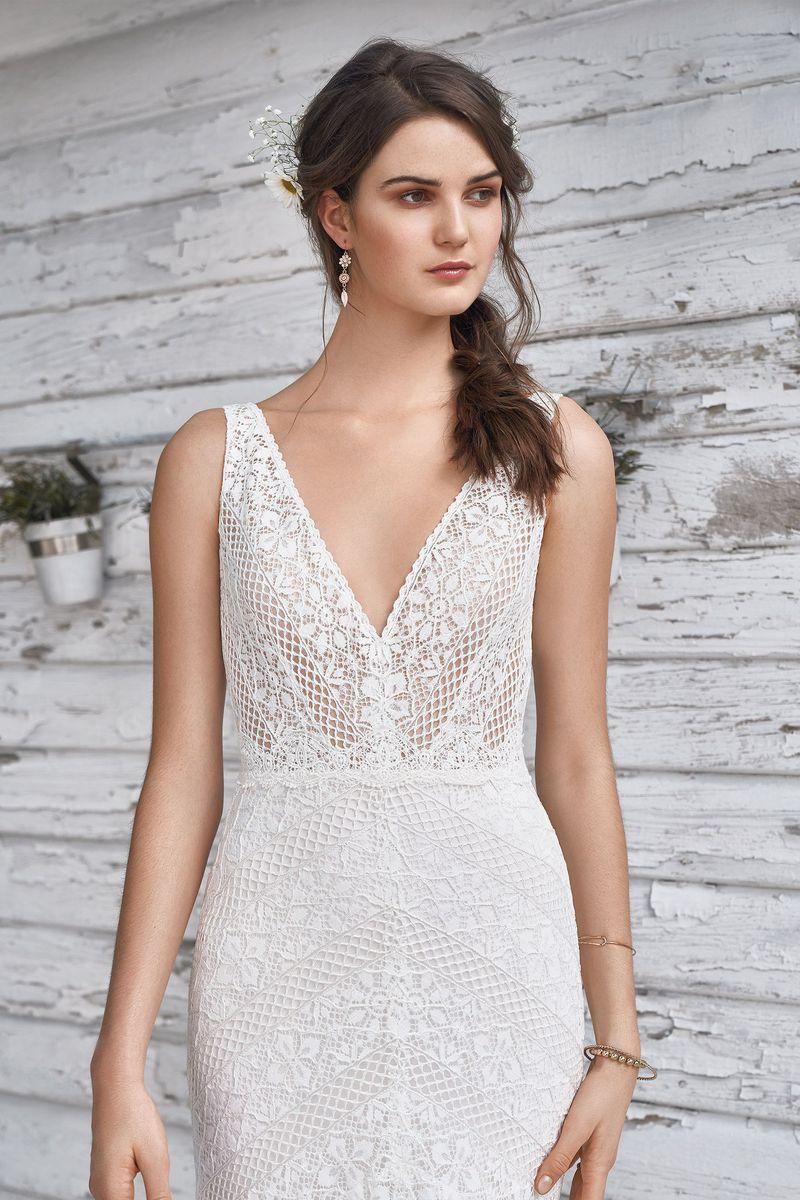 Lillian West * Svadobné šaty z kolekcií na rok 2019 - Obrázok č. 12