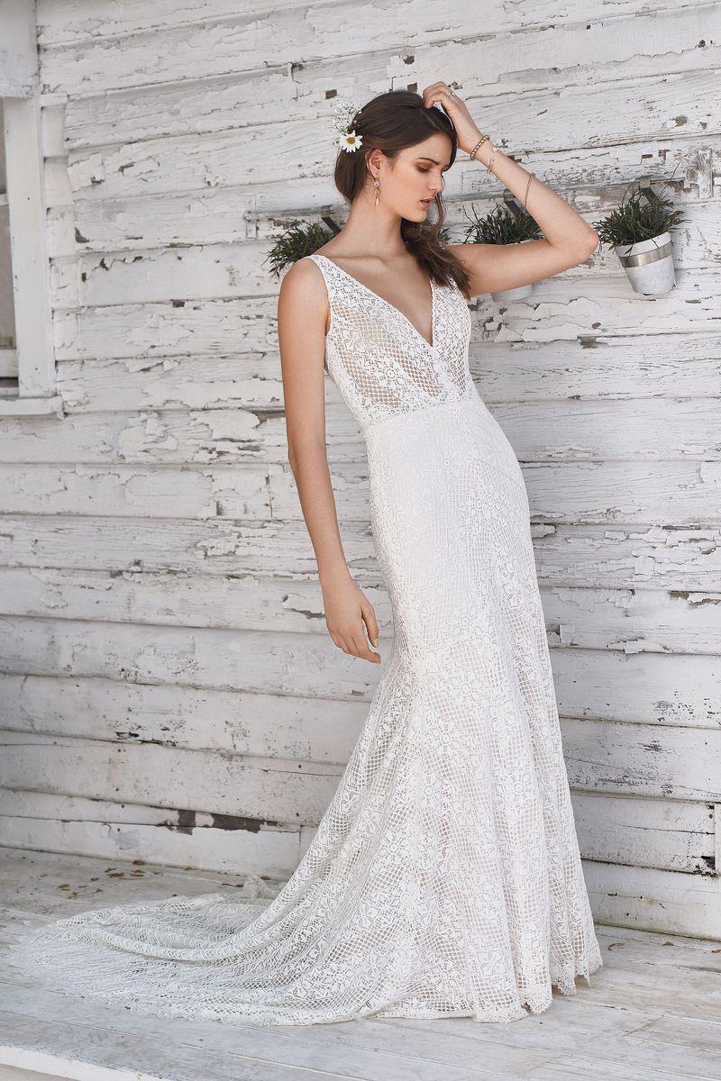 Lillian West * Svadobné šaty z kolekcií na rok 2019 - Obrázok č. 13
