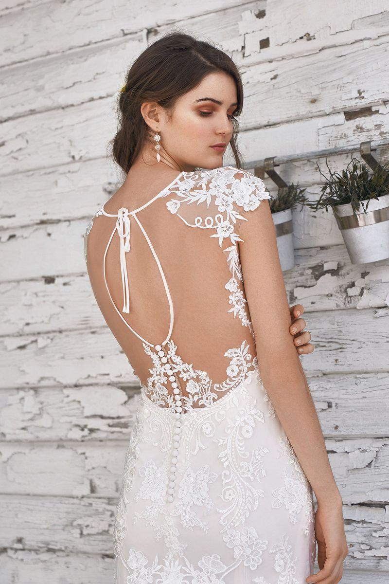 Lillian West * Svadobné šaty z kolekcií na rok 2019 - Obrázok č. 14