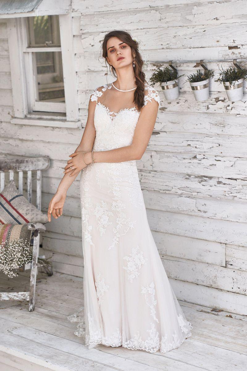 Lillian West * Svadobné šaty z kolekcií na rok 2019 - Obrázok č. 15