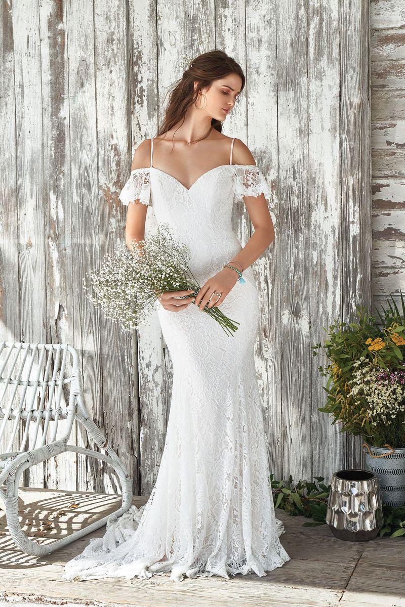 Lillian West * Svadobné šaty z kolekcií na rok 2019 - Obrázok č. 17