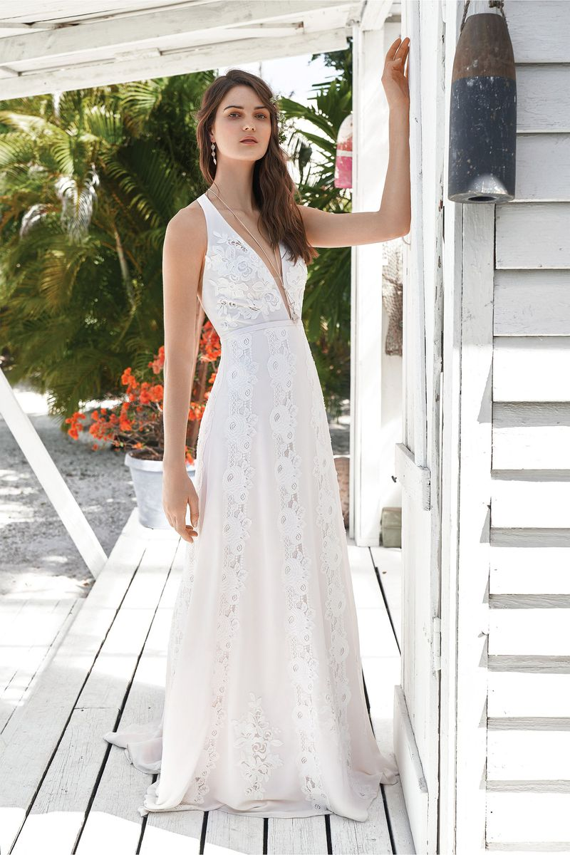 Lillian West * Svadobné šaty z kolekcií na rok 2019 - Obrázok č. 19