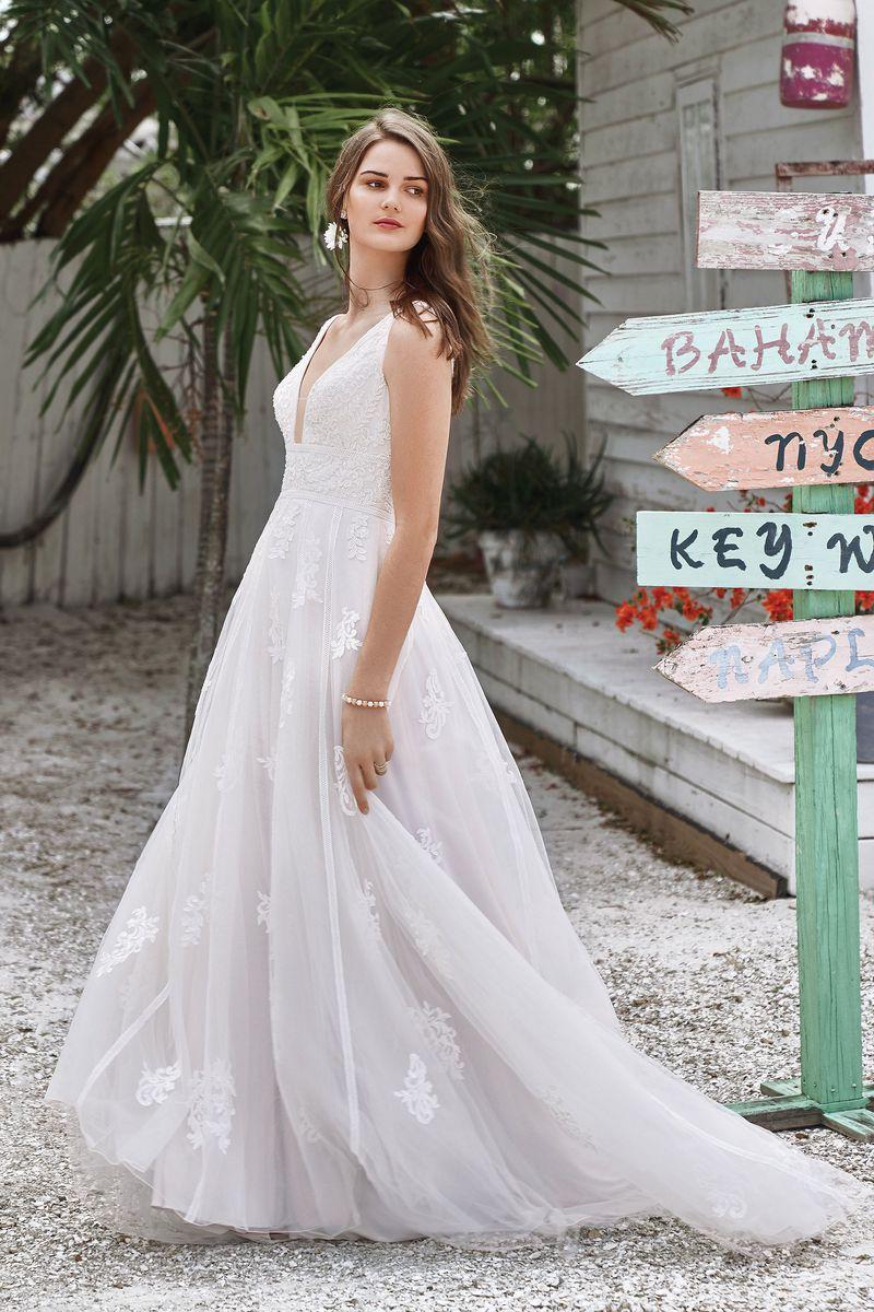 Lillian West * Svadobné šaty z kolekcií na rok 2019 - Obrázok č. 22