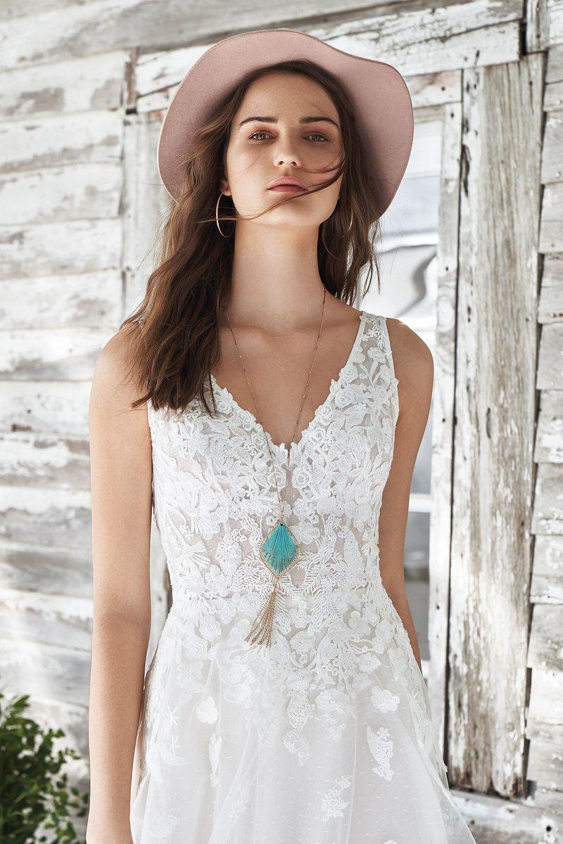Lillian West * Svadobné šaty z kolekcií na rok 2019 - Obrázok č. 23