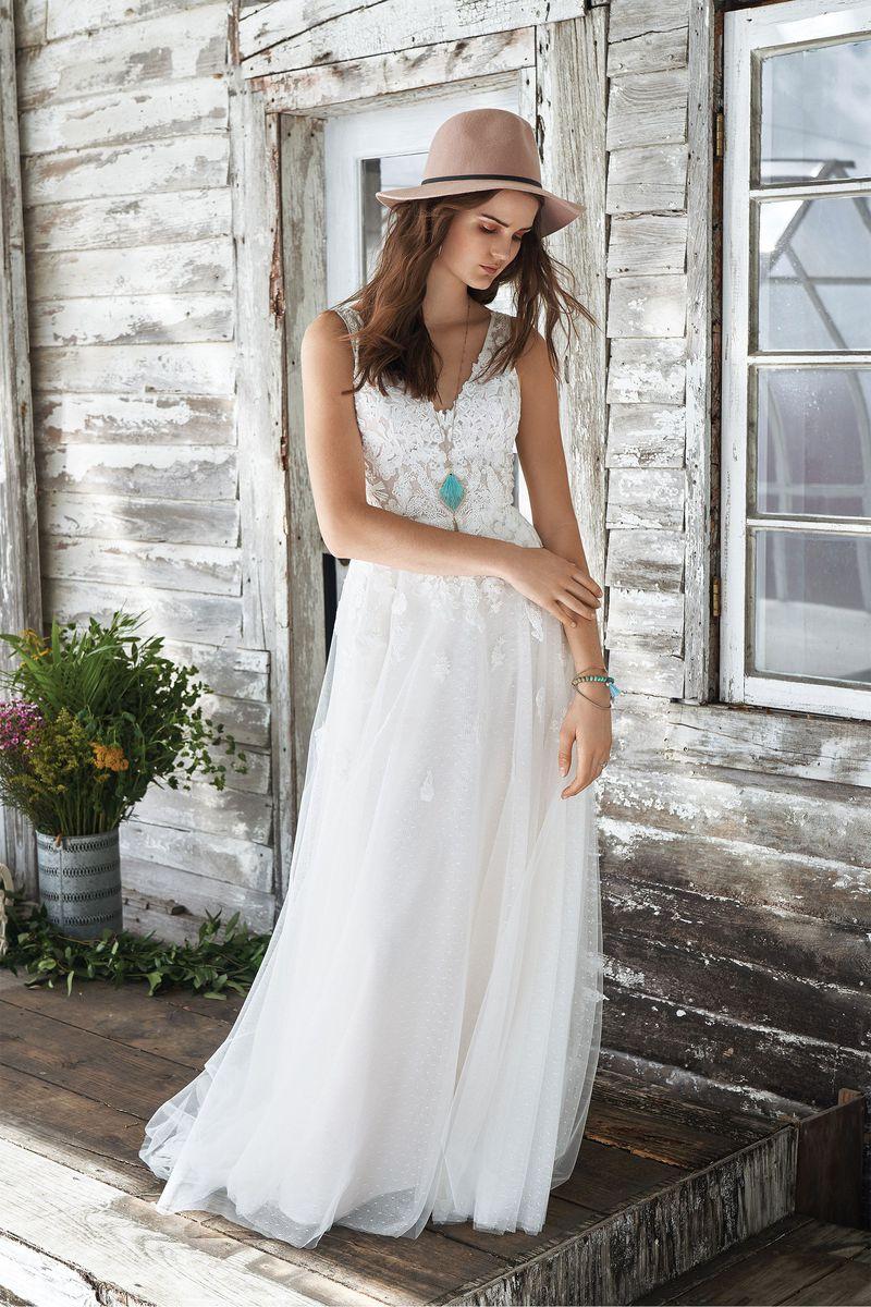 Lillian West * Svadobné šaty z kolekcií na rok 2019 - Obrázok č. 24