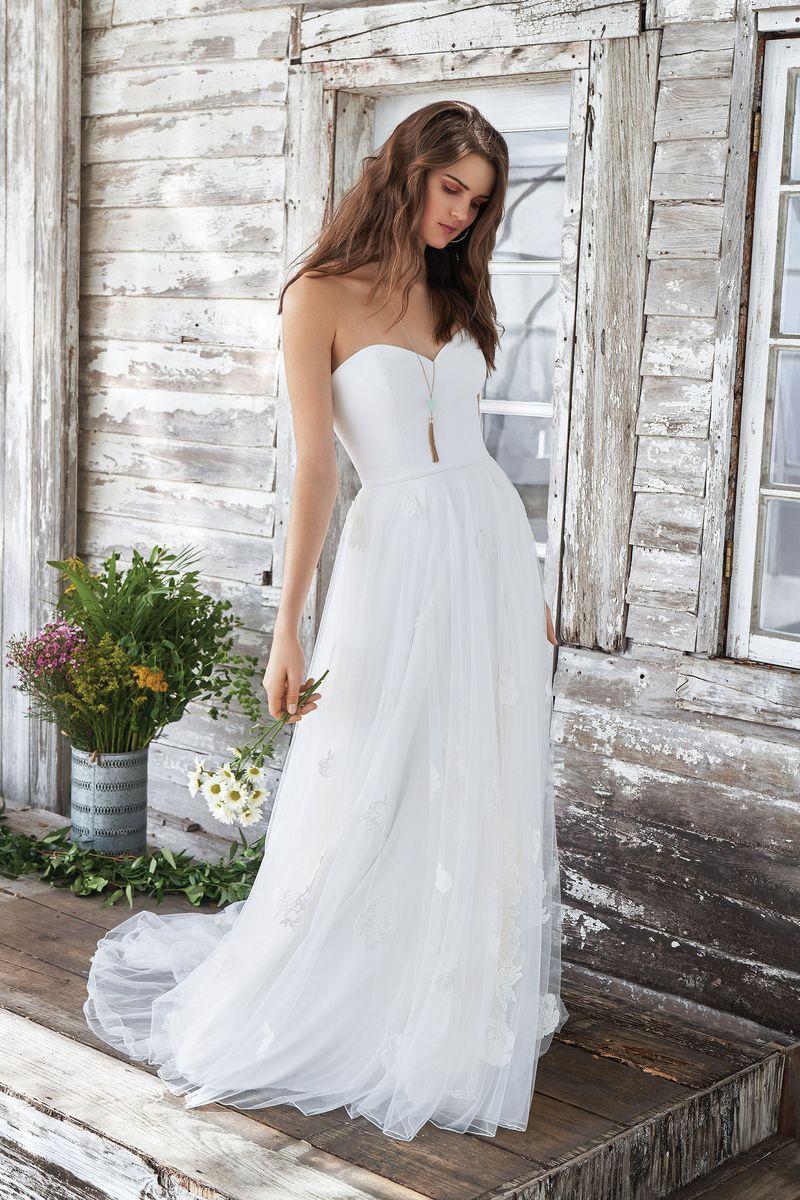 Lillian West * Svadobné šaty z kolekcií na rok 2019 - Obrázok č. 25