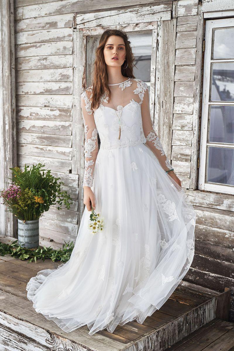 Lillian West * Svadobné šaty z kolekcií na rok 2019 - Obrázok č. 26