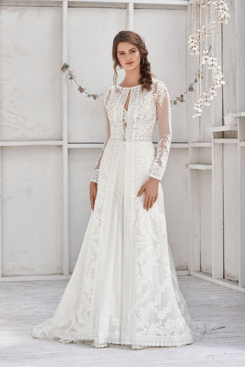 Lillian West * Svadobné šaty z kolekcií na rok 2019 - Obrázok č. 29