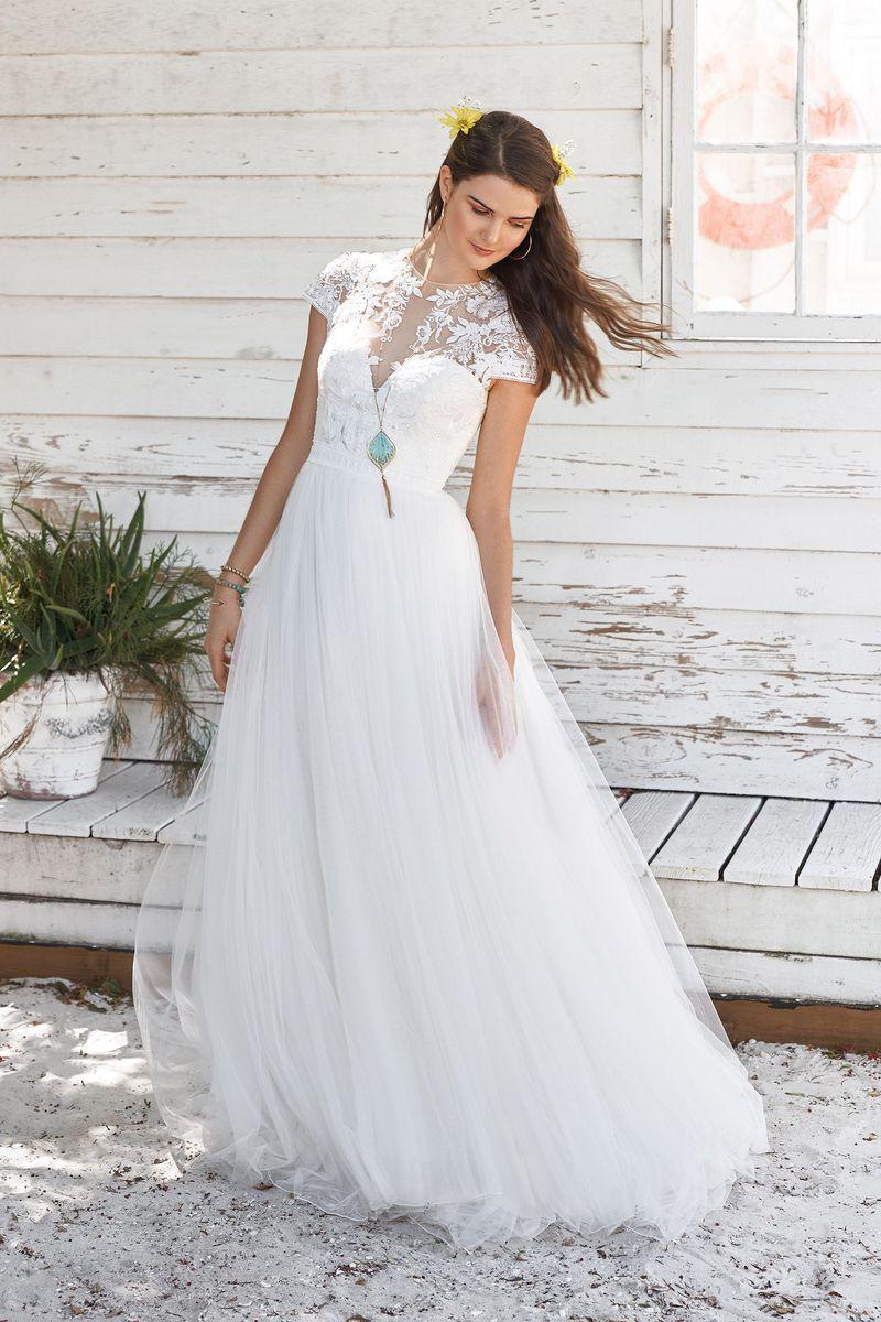 Lillian West * Svadobné šaty z kolekcií na rok 2019 - Obrázok č. 32