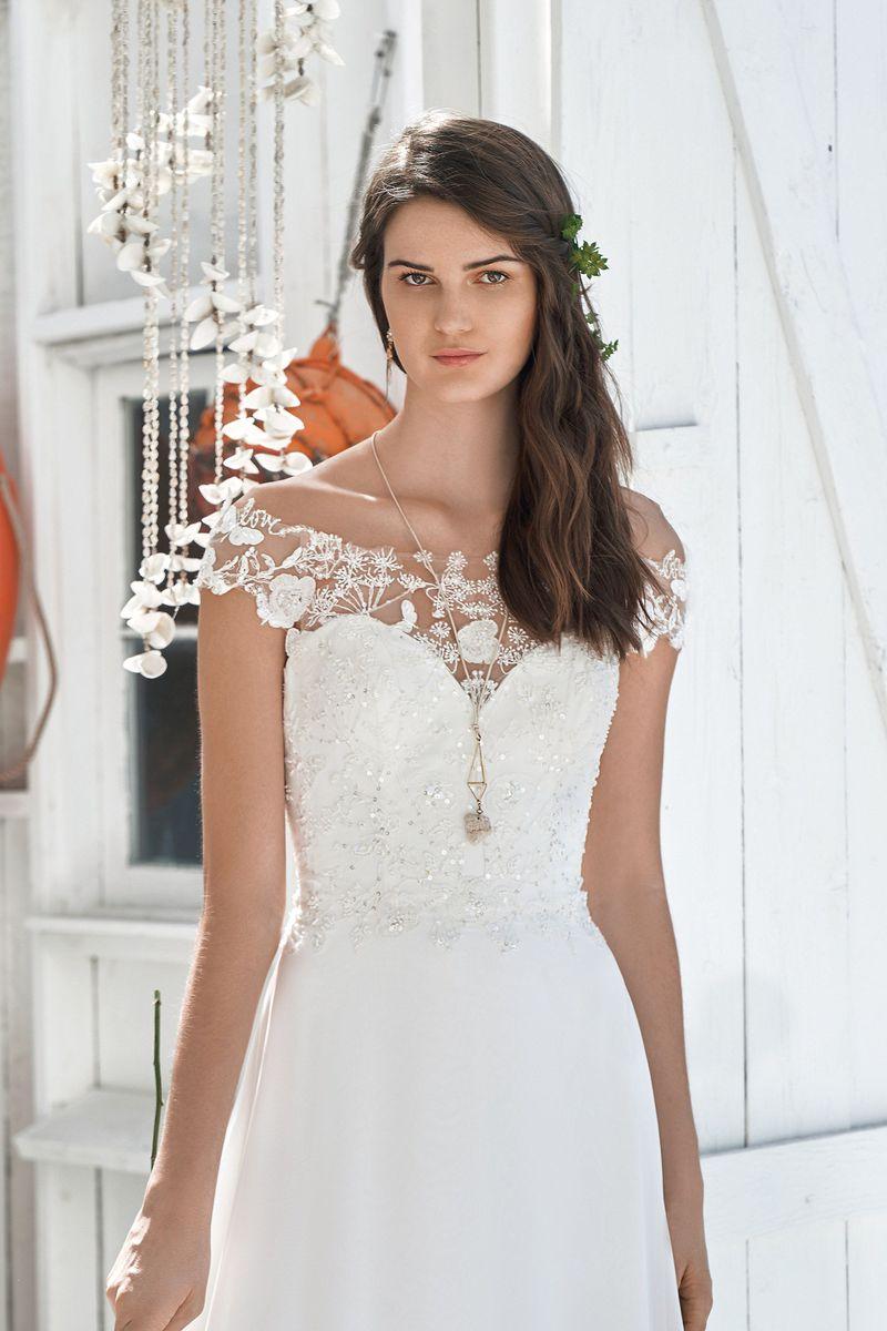 Lillian West * Svadobné šaty z kolekcií na rok 2019 - Obrázok č. 33
