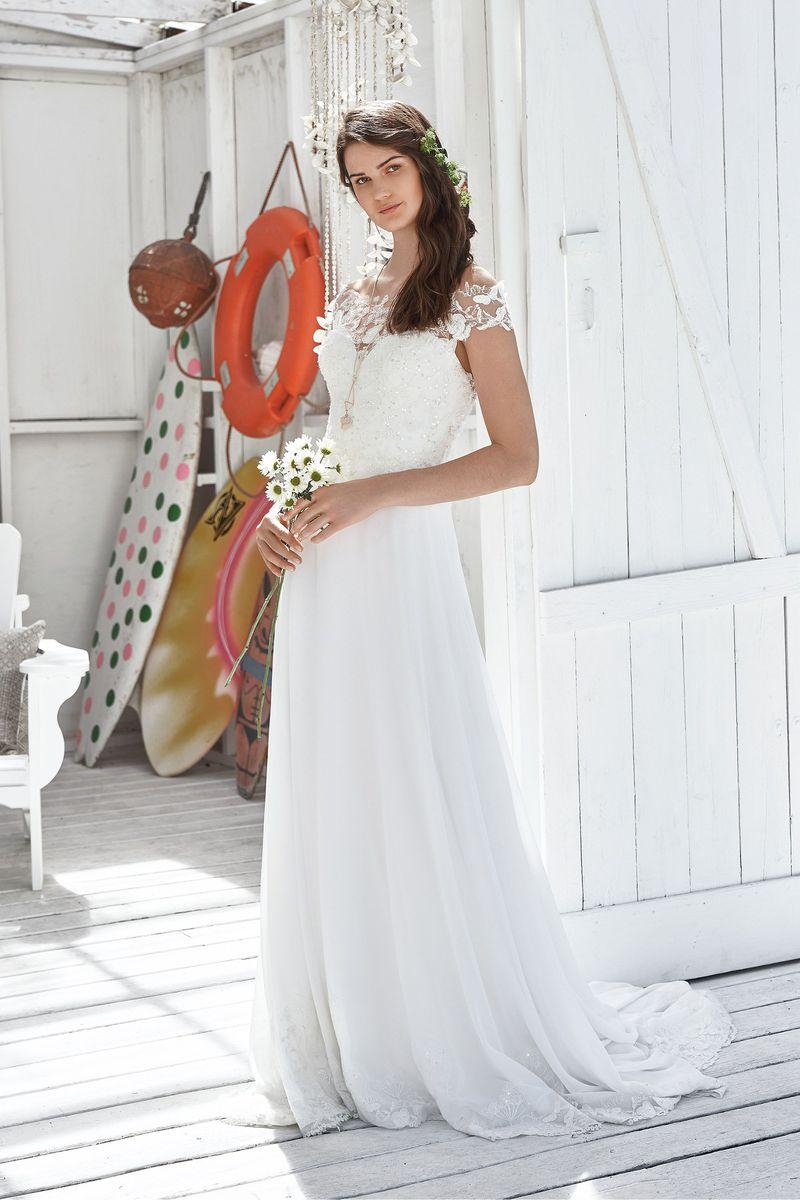 Lillian West * Svadobné šaty z kolekcií na rok 2019 - Obrázok č. 34