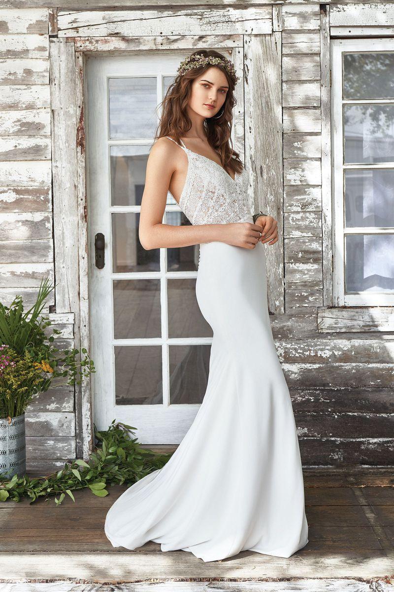 Lillian West * Svadobné šaty z kolekcií na rok 2019 - Obrázok č. 37