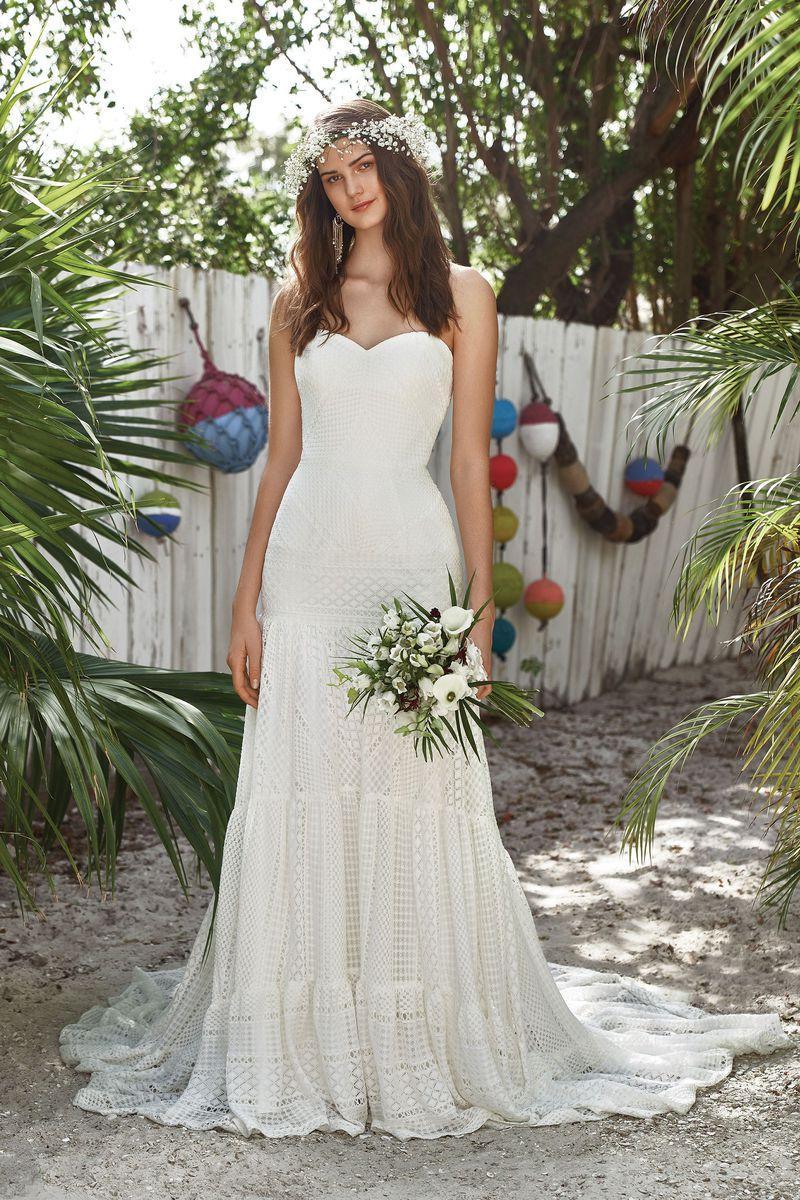 Lillian West * Svadobné šaty z kolekcií na rok 2019 - Obrázok č. 38
