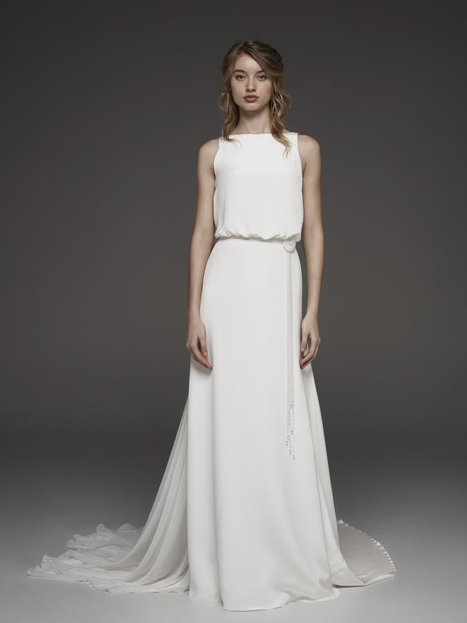 Atelier Pronovias * Svadobné šaty z kolekcií na rok 2019 - Obrázok č. 6