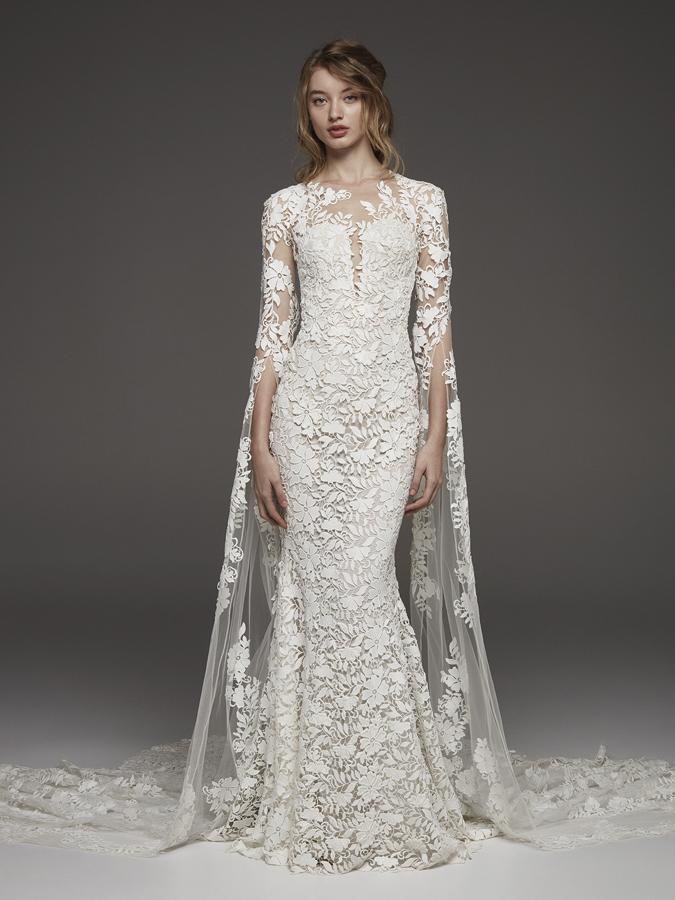 Atelier Pronovias * Svadobné šaty z kolekcií na rok 2019 - Obrázok č. 9