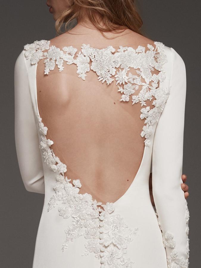 Atelier Pronovias * Svadobné šaty z kolekcií na rok 2019 - Obrázok č. 11