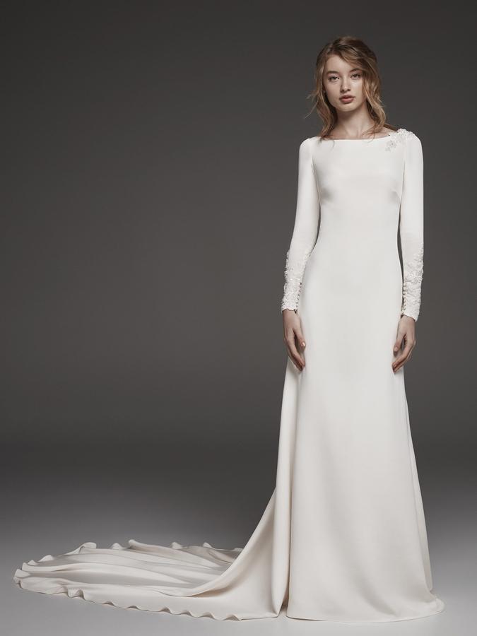 Atelier Pronovias * Svadobné šaty z kolekcií na rok 2019 - Obrázok č. 2