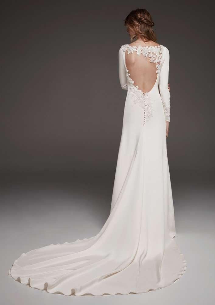 Atelier Pronovias * Svadobné šaty z kolekcií na rok 2019 - Obrázok č. 19