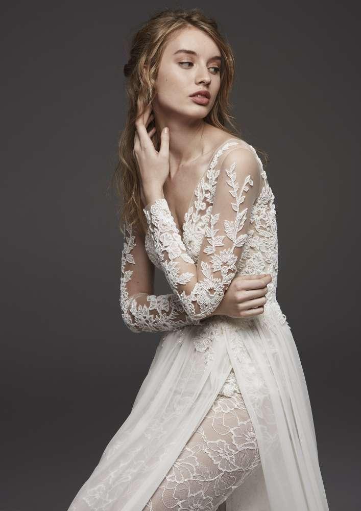 Atelier Pronovias * Svadobné šaty z kolekcií na rok 2019 - Obrázok č. 30