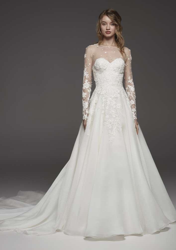 Atelier Pronovias * Svadobné šaty z kolekcií na rok 2019 - Obrázok č. 31