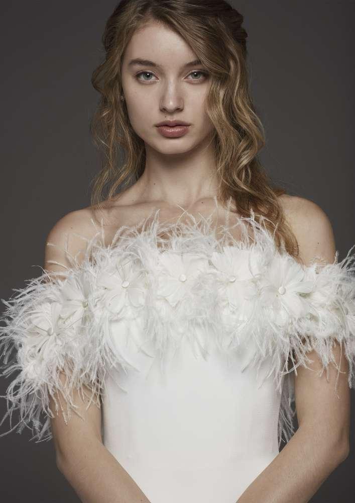 Atelier Pronovias * Svadobné šaty z kolekcií na rok 2019 - Obrázok č. 33