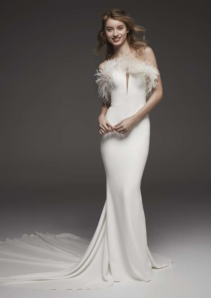 Atelier Pronovias * Svadobné šaty z kolekcií na rok 2019 - Obrázok č. 35