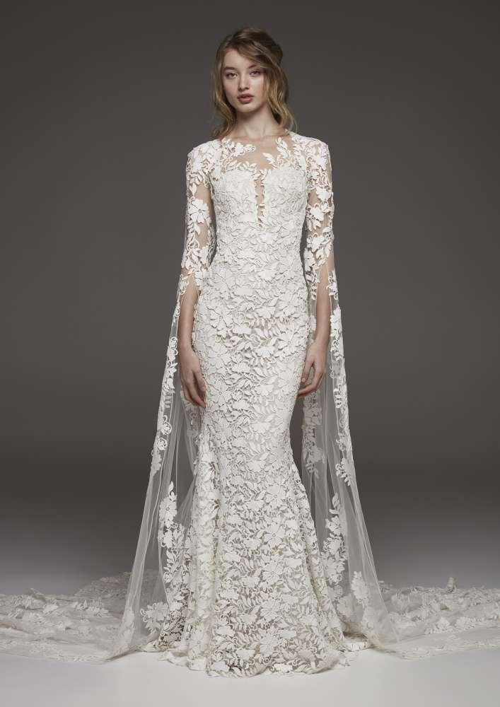 Atelier Pronovias * Svadobné šaty z kolekcií na rok 2019 - Obrázok č. 42