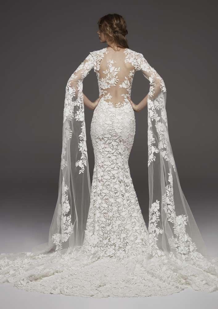 Atelier Pronovias * Svadobné šaty z kolekcií na rok 2019 - Obrázok č. 43