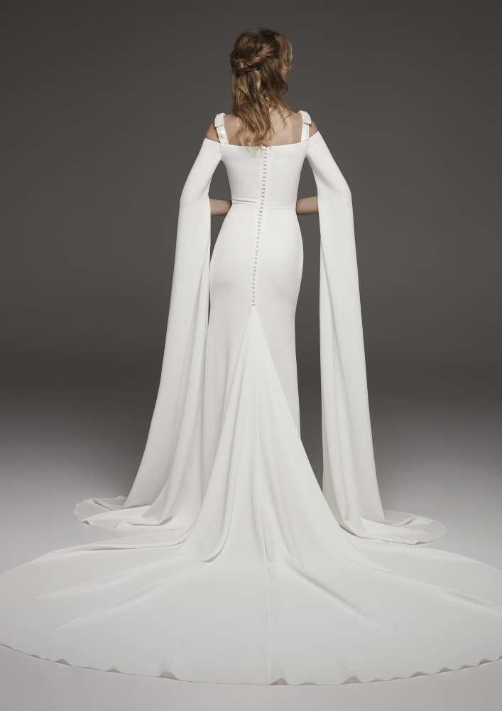 Atelier Pronovias * Svadobné šaty z kolekcií na rok 2019 - Obrázok č. 44